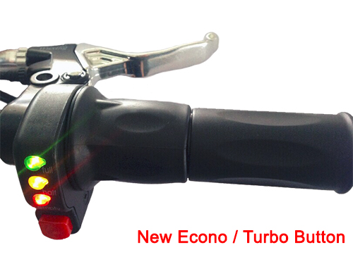 Turbo / Econo Throttle