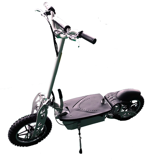 1800watt Brushless Lithium Scooter