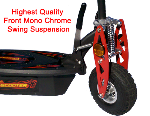 Highest quality front mono chrome swing suspension