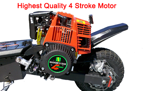 Highest quality 4 stroke motor