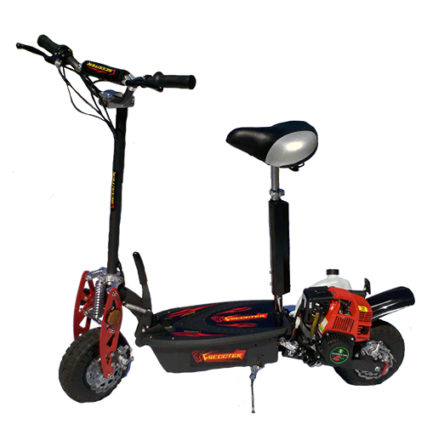 49cc 4 Stroke Gas Scooter