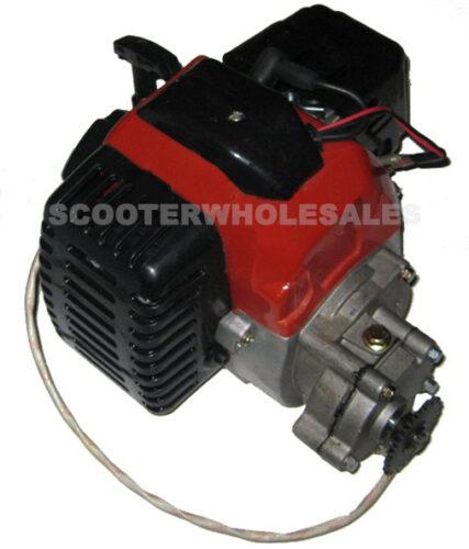 2-Stroke 49cc Complete Motor