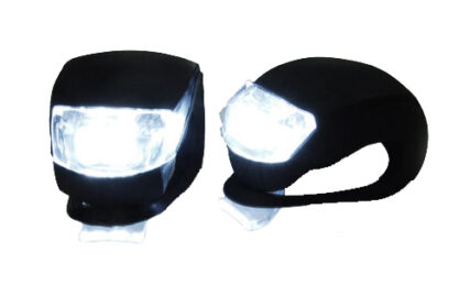 LED Battery Headlight