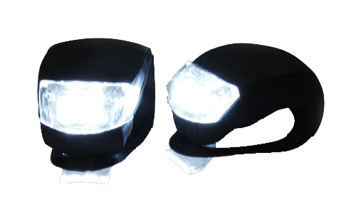 LED Battery Headlight