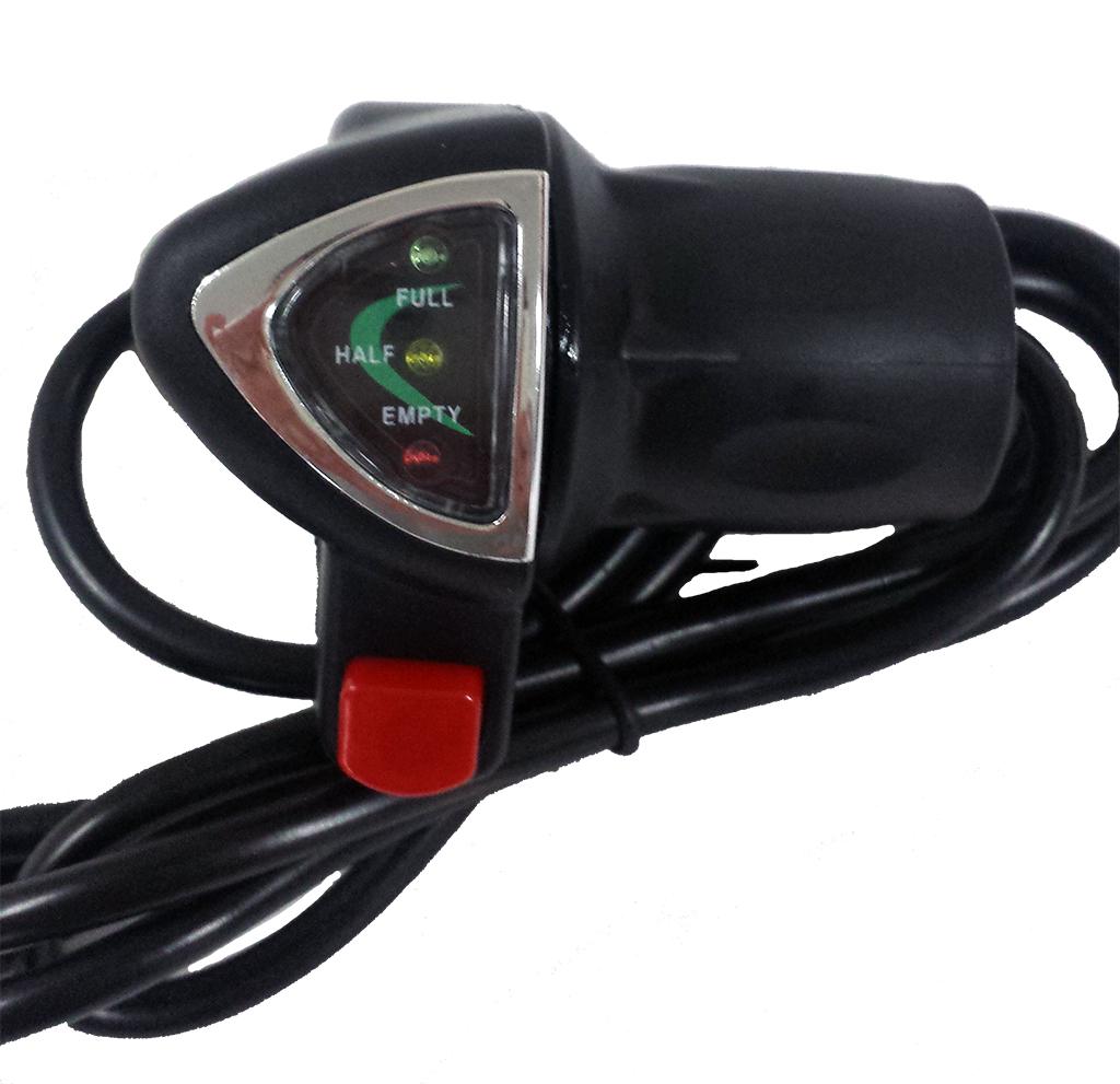 Turbo / Econo Throttle