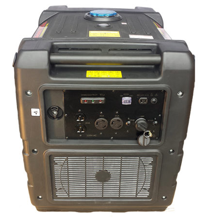 Digital PureWave DG-6500 watt Inverter Generator
