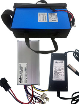 Lithium Conversion Kit 2017