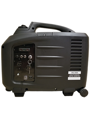 Electric Key Start DG-3500 Digital Generator Inverter