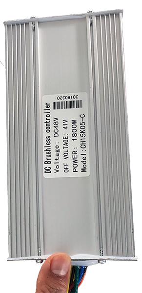 1800 watt controller box