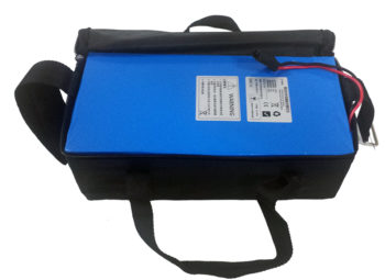 48v 50a 18ah lithium battery pack