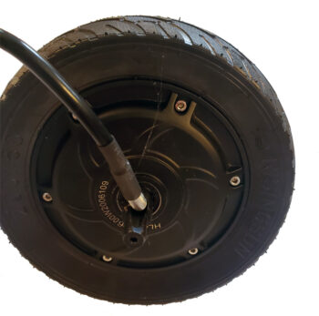 Rear Solid Tire With 600w 48V Hub Motor